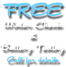Free Winter Check